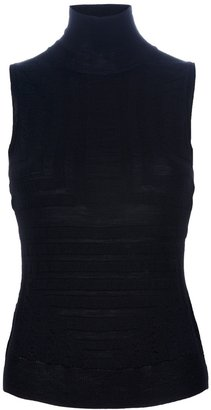 Siviglia Atelier Knitted tank top