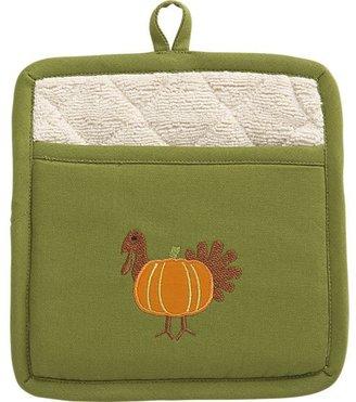 Crate & Barrel Turkey Potholder