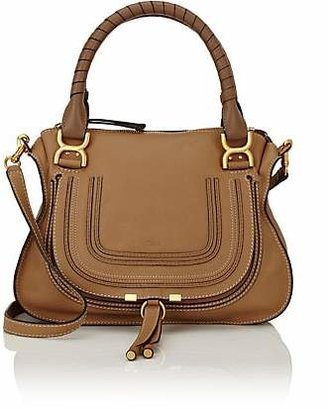 Chloé Women's Marcie Medium Satchel - Nut