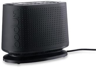 Bodum Bistro 2-Slice Toaster - Black