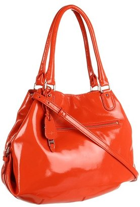 Cole Haan Devin Tote (Corporate Orange Patent) - Bags and Luggage