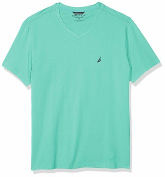 Nautica Men's Short Sleeve V-Neck T-Shirt