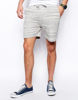 Native Youth Jersey Short In Space Dye