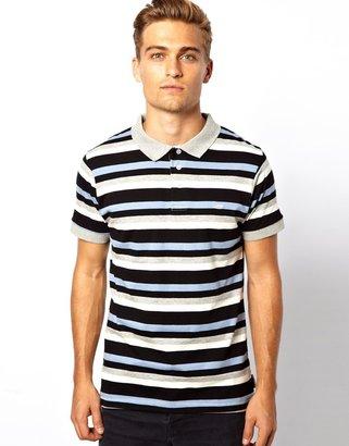 Ringspun Polo Shirt Tate