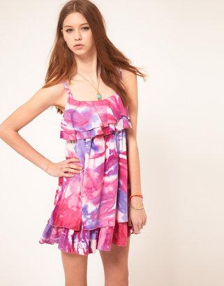Ruby Rocks Tie Dye Dress