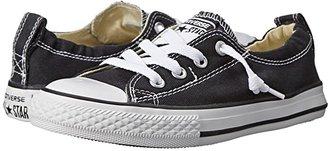 Converse Chuck Taylor(r) All Star(r) Shoreline Slip (Little Kid/Big Kid) (Black) Girls Shoes