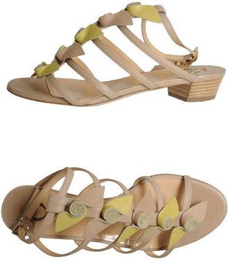 O Jour High-heeled sandals