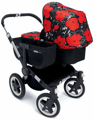 Bugaboo Andy Warhol Donkey Flowers Tailored Fabric Set $199 thestylecure.com