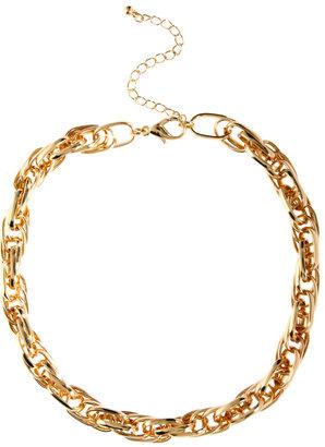 Asos Twist Chain Necklace