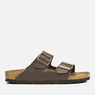 Birkenstock Women's Arizona Double Strap Sandals - Dark Brown