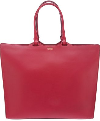 Giorgio Armani structured leather tote