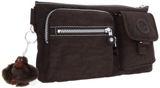 Kipling Presto Convertible Belt Bag (Espresso) - Bags and Luggage