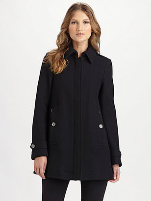 Burberry A-Line Coat