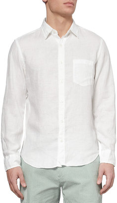 J.Crew Slim-Fit Linen Shirt