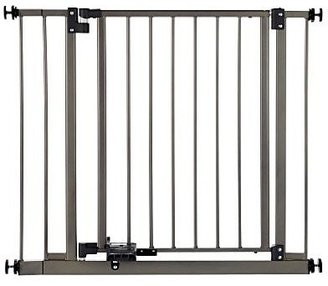 North States Supergate Slide-Step and Lock Open Gate