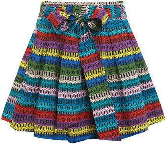 Fred Flare Spectrum Tie Skirt