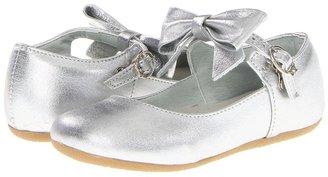 Pampili 149.008 (Toddler/Youth) (Silver) - Footwear