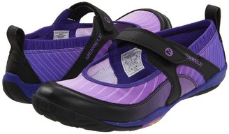 Merrell Barefoot Lithe MJ Glove (Cosmo Purple) - Footwear