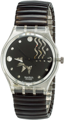American Apparel Vintage Swatch Flake Metal Band Watch