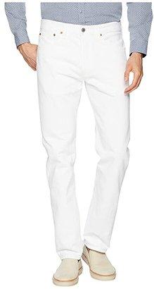Levi's(r) Mens 501(r) Original (Optic White) Men's Jeans
