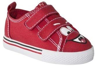Baby Boy's Genuine Kids from OshKoshTM Abel Canvas Shoe - Red