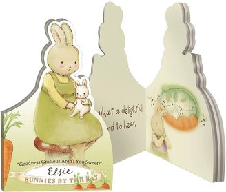 Bunnies by the Bay Elsie's Goodness Gracious Aren't You Sweet Book, Green (Board Book)