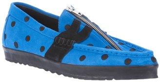 adidas 'JS Zip SLM' Loafer