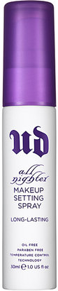 Urban Decay Travel Size All Nighter Makeup Setting Spray $15 thestylecure.com