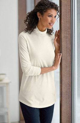 J. Jill Relaxed-turtleneck top