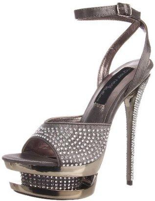 The Highest Heel Women's Diamond-71-Pwts Platform Sandal
