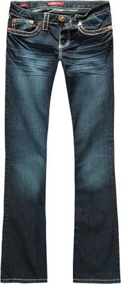 YMI Jeanswear 5 Pocket Womens Flare Jeans