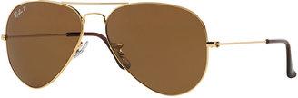 Ray-Ban Sunglasses, RB3025 62 ORIGINAL AVIATOR $200 thestylecure.com