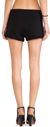 Alexander Wang Robust French Terry Shorts
