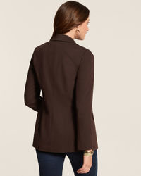 Chico's Ponte Fashion Blazer