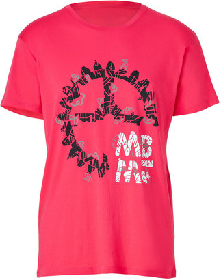 Marc by Marc Jacobs Rock Lobster Cotton Grind My Gears T-Shirt