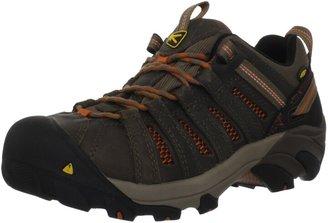 Keen Men's Flint Low Steel Toe Work Shoe 7.5D