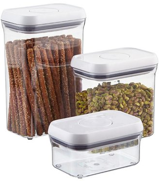 Container Store .5 qt. Rectangular POP Canister
