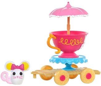 Mini Lalaloopsy Silly Pet Parade- Tea Time Wagon