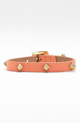 Vince Camuto 'Marcel' Studded Leather Bracelet