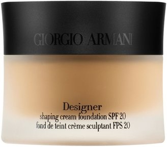 Giorgio Armani Designer shaping cream foundation spf 20