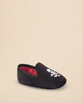Ralph Lauren Infant Girls' Ash Velvet Slippers - Baby
