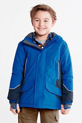 Lands' End Toddler Boys' Waterproof Squall® Parka