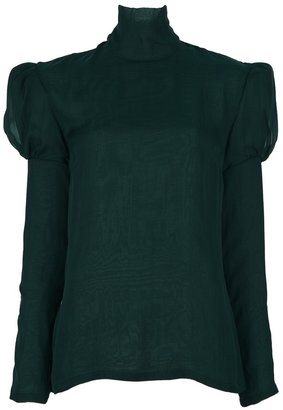 Fendi long sleeve blouse