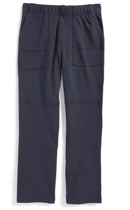 Tea Collection French Terry Cotton Pants (Little Boys)