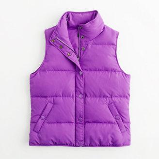 J.Crew Factory Factory puffer vest