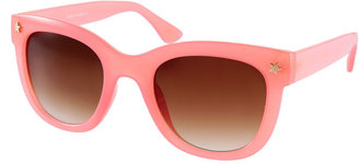 River Island Star Detail Sunglasses
