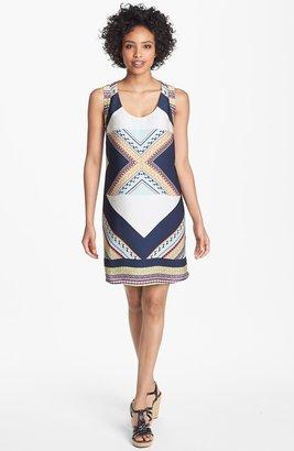 Collective Concepts Print Shift Dress