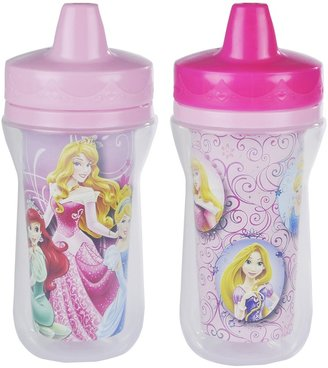The First Years Disney Princess Insulated Spill-Proof Cups