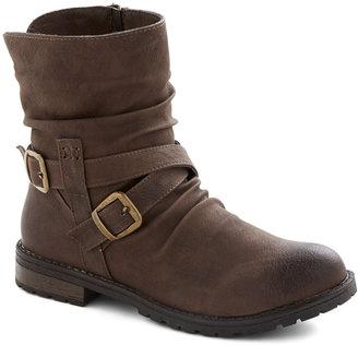 Effortlessly Earthy Boot