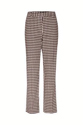 Gerard Darel Melania - 7-8 Cotton Jacquard Pants